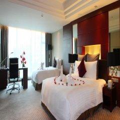 Отель Swiss Grand Xiamen комната для гостей фото 3