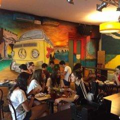 Jammin' Hostel Rimini гостиничный бар фото 5