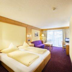 Отель Erhart Австрия, Хохгургль - отзывы, цены и фото номеров - забронировать отель Erhart онлайн комната для гостей фото 2