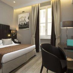 Отель Artemide 4* Стандартный номер с различными типами кроватей фото 10