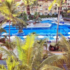 Отель Canto del Sol Plaza Vallarta Beach & Tennis Resort - Все включено бассейн фото 2