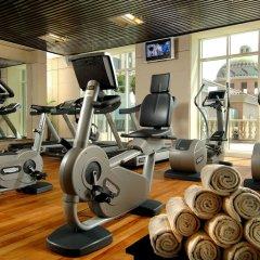 Отель Kempinski Mall Of The Emirates фитнесс-зал