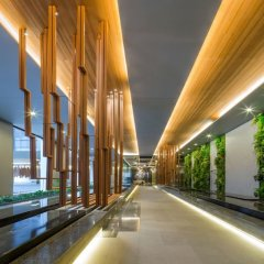 Отель Cozy One Bedroom Condo In Nana Asoke Бангкок интерьер отеля фото 3