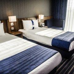 Отель Holiday Inn Express Manchester CC - Oxford Road Великобритания, Манчестер - отзывы, цены и фото номеров - забронировать отель Holiday Inn Express Manchester CC - Oxford Road онлайн комната для гостей фото 2