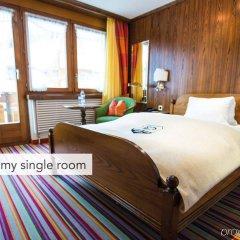 Отель Daniela Швейцария, Церматт - отзывы, цены и фото номеров - забронировать отель Daniela онлайн комната для гостей фото 5