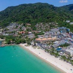 Отель Nipa Resort пляж