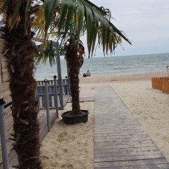 Hostel Uyutniy dvorik пляж фото 2