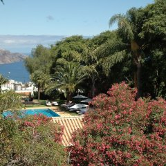 Отель Quinta da Bela Vista Португалия, Фуншал - отзывы, цены и фото номеров - забронировать отель Quinta da Bela Vista онлайн приотельная территория фото 2