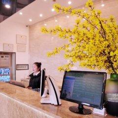 Отель Jinjiang Inn Suzhou Development Zone Donghuan Road Китай, Сучжоу - отзывы, цены и фото номеров - забронировать отель Jinjiang Inn Suzhou Development Zone Donghuan Road онлайн интерьер отеля фото 3