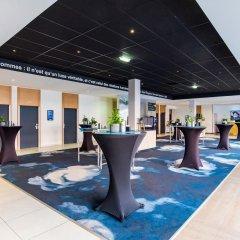 Отель Radisson Blu Hotel Toulouse Airport Франция, Бланьяк - 1 отзыв об отеле, цены и фото номеров - забронировать отель Radisson Blu Hotel Toulouse Airport онлайн фитнесс-зал фото 2