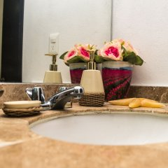 Отель Las Perlas CondoHotel ванная
