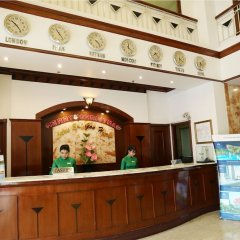 Lotus SaiGon Hotel интерьер отеля фото 3