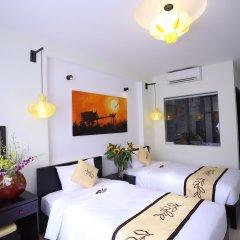 Отель Hoi An Cottage Villa Вьетнам, Хойан - отзывы, цены и фото номеров - забронировать отель Hoi An Cottage Villa онлайн комната для гостей фото 5
