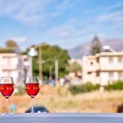 Отель Ilios Studios Stalis гостиничный бар