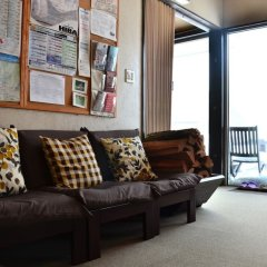 Отель Hakuba Powder Lodge Хакуба комната для гостей фото 3