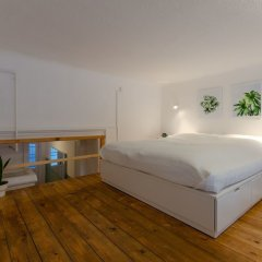Апартаменты Coriander Apartment Будапешт комната для гостей фото 3