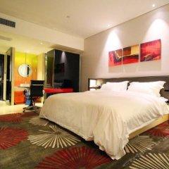 Tian Hai Hotel (Jiujiang Convention and Exhibition Center Sixi) комната для гостей фото 3