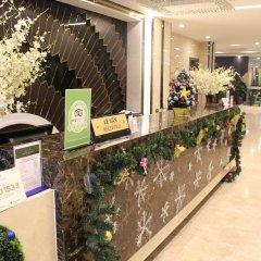Muong Thanh Sapa Hotel интерьер отеля