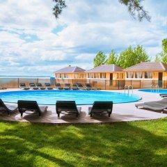 Гостиница CRONA Medical&SPA бассейн