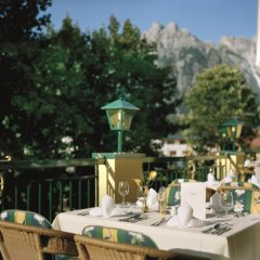 Отель Ferienhotel Elisabeth питание фото 3