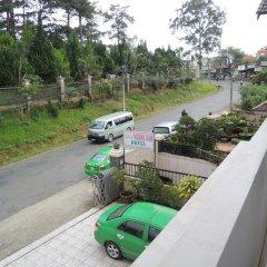 Da Lat Hoang Kim Hotel Далат балкон