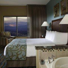 Отель Hilton Grand Vacations on the Las Vegas Strip комната для гостей