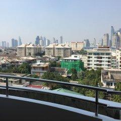 Отель Forum Park Бангкок балкон