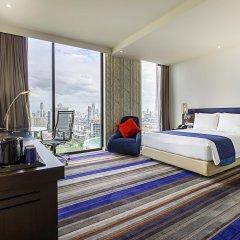 Отель Holiday Inn Express Bangkok Siam комната для гостей фото 4