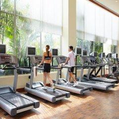 Отель Avani Pattaya Resort фитнесс-зал фото 3