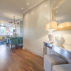 Апартаменты Dom & House - Apartment Turquoise Sopot комната для гостей фото 2