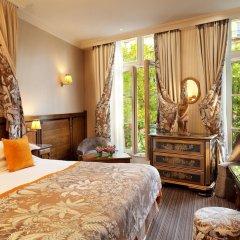 Отель Hôtel Au Manoir St-Germain des Prés комната для гостей фото 5