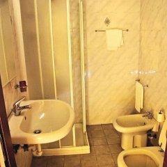 Отель Minerva ванная