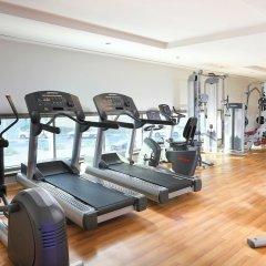 Отель ibis Styles Dubai Jumeira фитнесс-зал фото 4