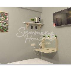 Отель Гостевой Дом Summer House Bed & Cafe Малайзия, Куала-Лумпур - отзывы, цены и фото номеров - забронировать отель Гостевой Дом Summer House Bed & Cafe онлайн удобства в номере