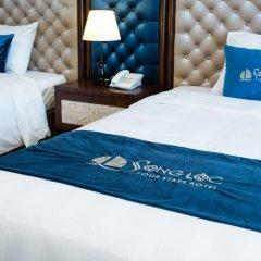 Отель Song Loc Luxury удобства в номере фото 2