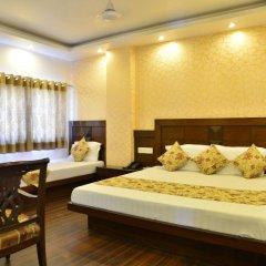 Отель Amax Inn Индия, Нью-Дели - отзывы, цены и фото номеров - забронировать отель Amax Inn онлайн комната для гостей фото 5