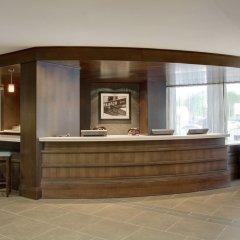 Отель Four Points by Sheraton Niagara Falls США, Ниагара-Фолс - отзывы, цены и фото номеров - забронировать отель Four Points by Sheraton Niagara Falls онлайн интерьер отеля