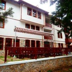Отель Mitnitsa and TKZS Biliantsi Болгария, Чепеларе - отзывы, цены и фото номеров - забронировать отель Mitnitsa and TKZS Biliantsi онлайн вид на фасад
