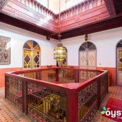Отель Riad Maison-Arabo-Andalouse Марокко, Марракеш - отзывы, цены и фото номеров - забронировать отель Riad Maison-Arabo-Andalouse онлайн бассейн фото 3