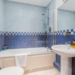 Отель 2 Bedroom Flat in Shoreditch Великобритания, Лондон - отзывы, цены и фото номеров - забронировать отель 2 Bedroom Flat in Shoreditch онлайн ванная