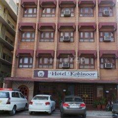 Hotel Kohinoor парковка