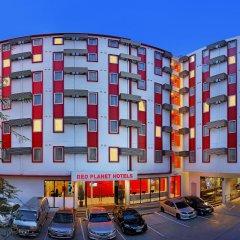 Отель Red Planet Pattaya Таиланд, Паттайя - 12 отзывов об отеле, цены и фото номеров - забронировать отель Red Planet Pattaya онлайн фото 5