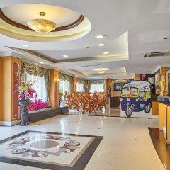 Отель MetroPoint Bangkok интерьер отеля
