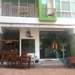 Отель The Frutta Boutique Patong Beach бассейн фото 4