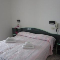 Hotel Concordia Римини комната для гостей фото 5