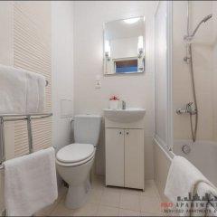Отель P&O Apartments Plac Trzech Krzyzy Польша, Варшава - отзывы, цены и фото номеров - забронировать отель P&O Apartments Plac Trzech Krzyzy онлайн ванная