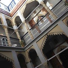 Отель LAlcazar Марокко, Рабат - отзывы, цены и фото номеров - забронировать отель LAlcazar онлайн интерьер отеля