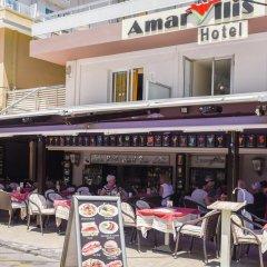 Отель Amaryllis Hotel Греция, Родос - 2 отзыва об отеле, цены и фото номеров - забронировать отель Amaryllis Hotel онлайн