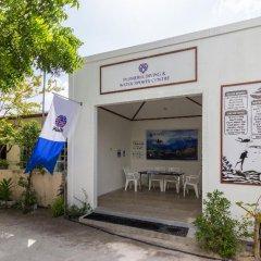 Отель Plumeria Maldives банкомат