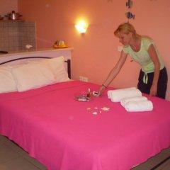 Отель Studios Ioanna Греция, Ситония - отзывы, цены и фото номеров - забронировать отель Studios Ioanna онлайн комната для гостей фото 5